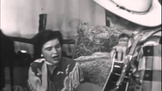 Patsy Cline - A Church A Courtroom And Then Goodbye (Grand Ole Opry - Jan 7, 1956)