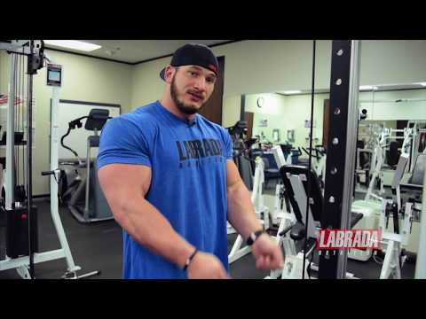How To - Rope Hammer Curl - Hunter Labrada