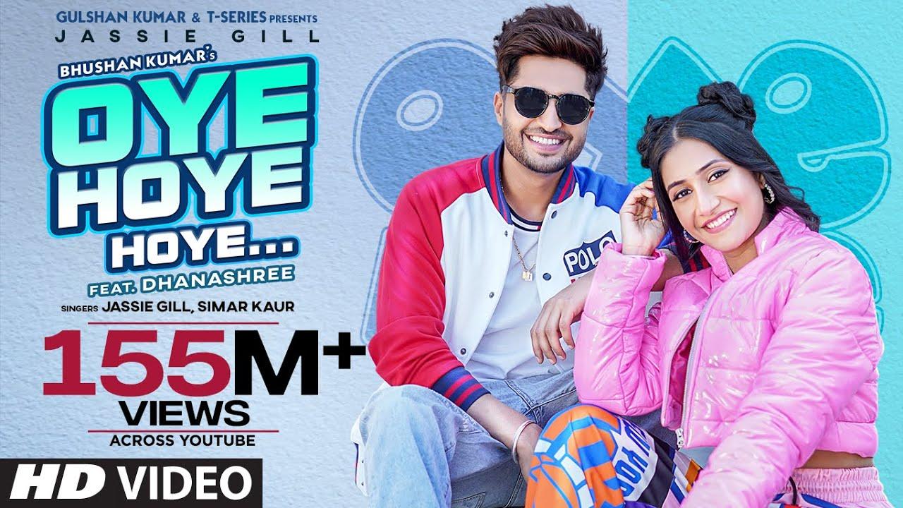 Oye Hoye Hoye | Simar Kaur | Dhanashree | Avvy Sra |Happy Raikoti | Bhushan K | Arvindr - assi Gill & Simar Kaur Lyrics in hindi
