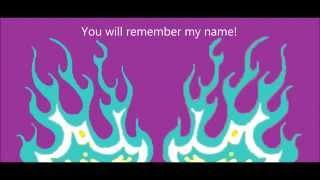 Ember Mclain-Remember Lyrics (HD Soundtrack version)