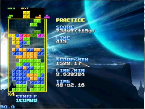 Tetris Art, Or, When Life Gives You An L-Piece, Use It To Create Luigi