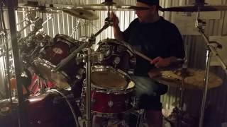 Danzig Snakes of Christ Drum Cover