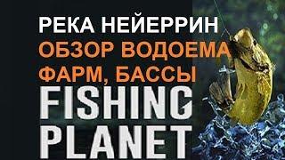 Fishing planet на что лучше ловить басса