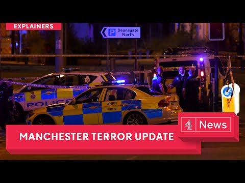 Manchester attack: latest after explosion at Ariana Grande concert