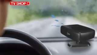 Вентилятор автомобильный с функцией подогрева 12V от компании centr-tovarov. ru - видео 1
