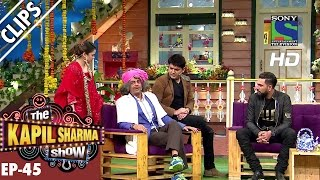 Dr Gulati With Her Daughter On Yuvraj Singh  The Kapil Sharma Show  Ep45 24th September 2016