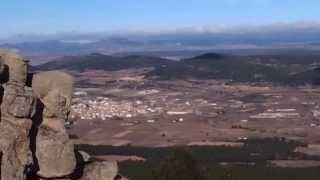 preview picture of video 'Mirador de El Tormo (Talayuelas)'
