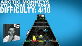 Arctic Monkeys - Still Take You Home - Guitar Hero 3 (My First Actual Attempt at After Effects)