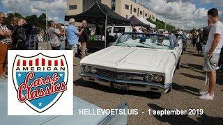 American Cars & Classics 2019 in Hellevoetsluis (NL)