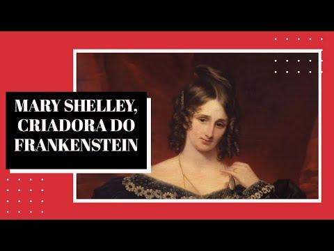 Mary Shelley, criadora do Frankenstein