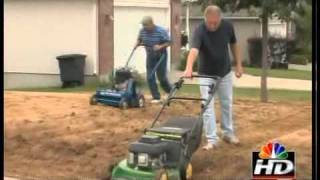 Tips from Toby - starting your lawn over