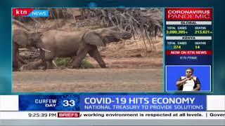 Kenya\'s 2020 economy to slow down by 1.8%