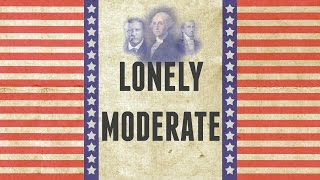 The Lonely Moderate - Navigating a sea of political dysfunction