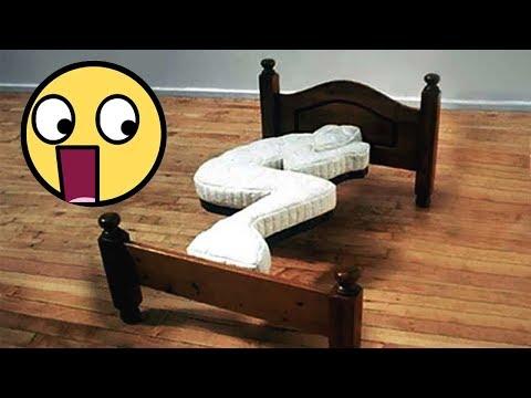 7 Seltsame Betten die es tatsächlich gibt!