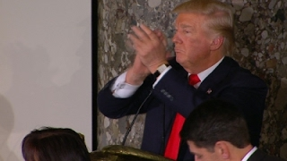 Pres. Trump Honors the Clintons During Luncheon