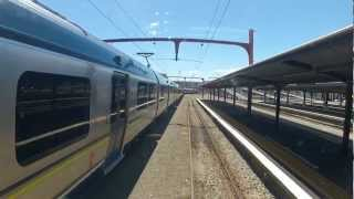 preview picture of video 'Johnsonville Line, Drivers Eye View filmed with a GoPro Hero 2 Camera'