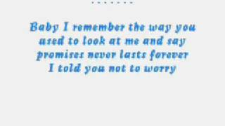 I Want You Back - N'Sync - With Lyrics