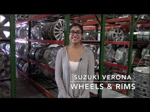 Factory Original Suzuki Verona Wheels & Suzuki Verona Rims – OriginalWheels.com