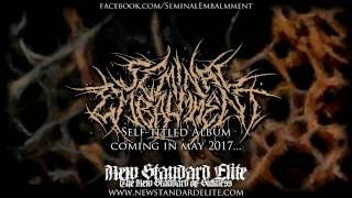 """Seminal Embalmment - """"Monuments of Primordial Suffering"""" ( 2017 