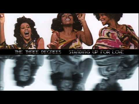 "The Three Degrees: ""Standing Up For Love"" (1977)"