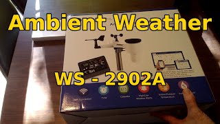 Ambient Weather WS-2902A