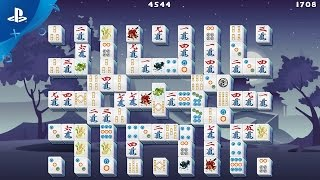 Picture of a game: Mahjong