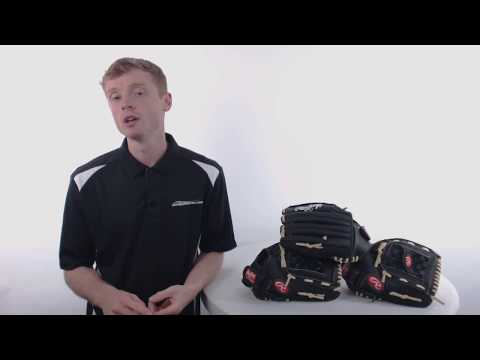 Rawlings RSB Slow Pitch Softball Gloves