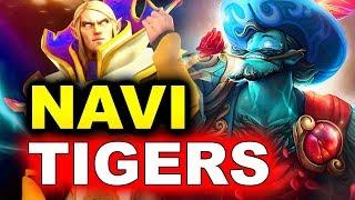 NAVI vs TIGERS - GRAND FINAL - DREAMLEAGUE 10 MINOR DOTA 2
