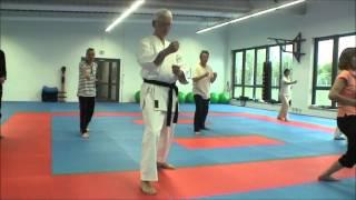 Karate für Senioren, Karate 50+