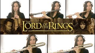 The Lord Of The Rings Theme on Flute + Sheet Music!