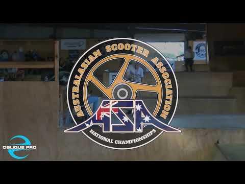 Tom Cotter - ASA Australia Scooter Finals Open (Boys/Mens)