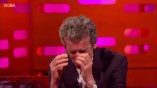 Peter fait face à son passé sur The Graham Norton Show