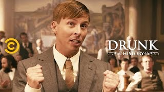 The Scopes Monkey Trial Is the Blockbuster Event of 1925 (feat. Bradley Whitford) - Drunk History