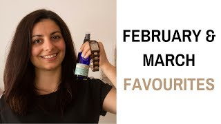 Feb & Mar Favourites 2017