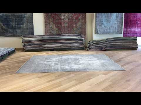 Grau vintage teppiche 19151