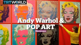 Andy Warhol and pop art | Exhibitions | Showcase