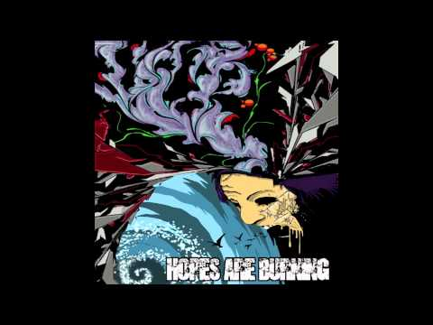 Hopes Are Burning - White Rose
