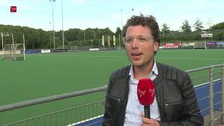 Jolie en Van der Wolf nieuw trainersduo Almeerse HC