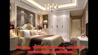 preview picture of video 'mẫu trần thạch cao nhà chung cư'