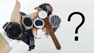 Какие умные часы выбрать?