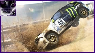 DiRT Rally - Crashes & Accidents Compilation #1