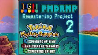 Wigglytuff  - (Pokémon) - PMD2 - Wigglytuff's Guild (REMASTERED, Pokemon Mystery Dungeon 2 Remastering Project)