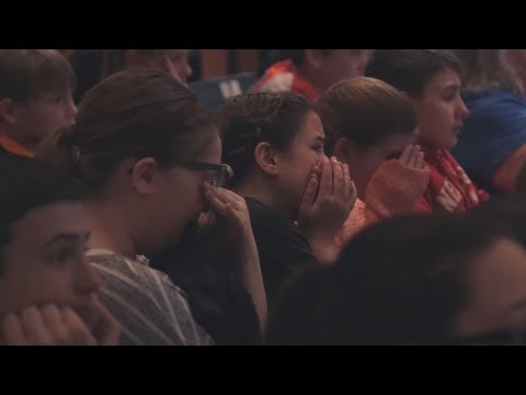 The Speech That Brought This Entire School To Tears (The Most Inspiring Motivational Video of 2017)