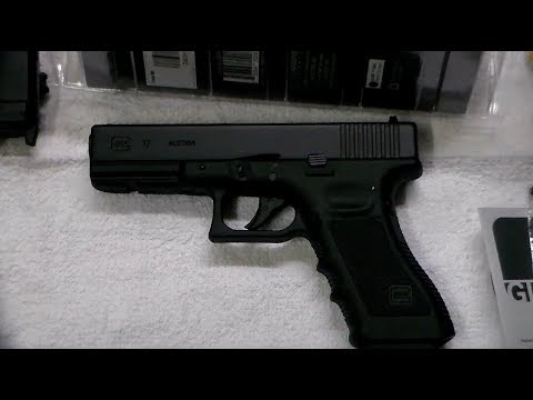 Umarex glock 17 gen 3 co2 blowback  177 bb gun - смотреть онлайн на
