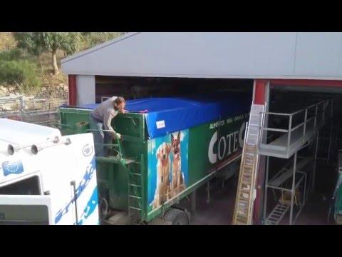 Teloni per camion - www.telonivicari.it