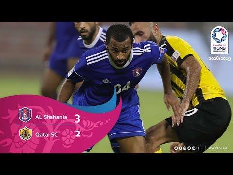 Аль-Шахания - Катар СК 3:2. Видеообзор матча 14.09.2018. Видео голов и опасных моментов игры