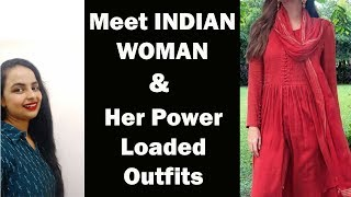 Dress To Impress|Power Dressing for Indian Women|Office & Interview clothes| In Hindi| Eng.subtitles
