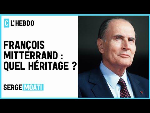 François Mitterrand : l'Histoire en images - 08/05/2021 François Mitterrand : l'Histoire en images - 08/05/2021