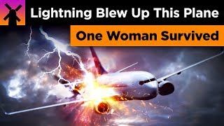 Lightning Blew Up This Plane. Only 1 Woman Survived thumbnail