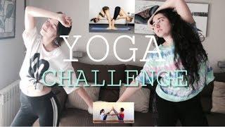 YOGA CHALLENGE con Ariadna Alcalà!!!